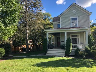 Cincinnati Single Family Home For Sale: 6215 Cambridge Avenue