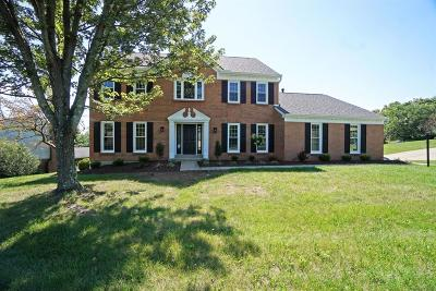 West Chester Single Family Home For Sale: 7405 Whispering Way