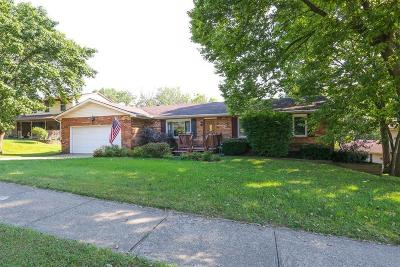 Fairfield Twp Single Family Home For Sale: 7312 Saratoga Court