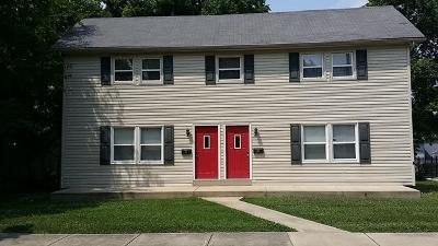 Butler County Multi Family Home For Sale: 106 W Vine Street