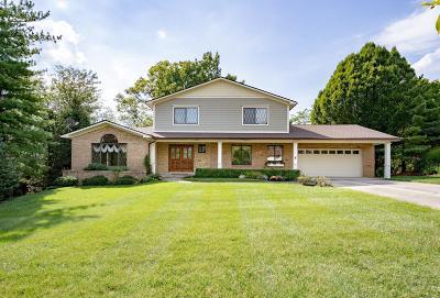 Cincinnati Single Family Home For Sale: 2101 Raeburn Drive