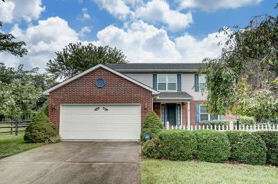 Liberty Twp Single Family Home For Sale: 6342 Foxwood Court