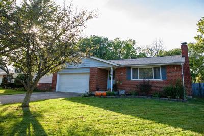Colerain Twp Single Family Home For Sale: 9123 Tripoli Drive