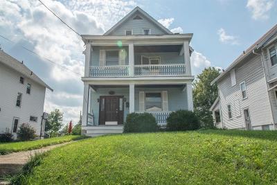 Norwood Single Family Home For Sale: 2625 Ida Avenue
