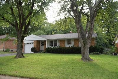 Cincinnati Single Family Home For Sale: 9097 Tag Drive