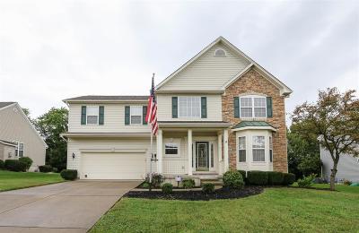 Liberty Twp Single Family Home For Sale: 5138 Sunset Ridge Lane