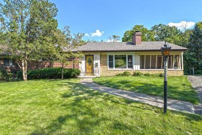 Single Family Home For Sale: 7226 Berwood Drive