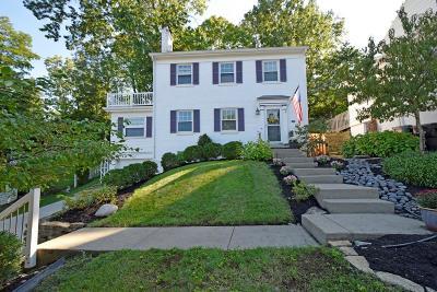 Cincinnati Single Family Home For Sale: 1118 Priscilla Lane