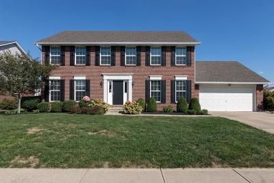 West Chester Single Family Home For Sale: 7840 Rock Port Way