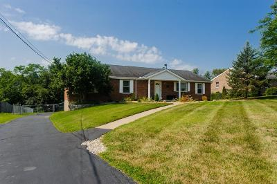 Green Twp Single Family Home For Sale: 6821 Rackview Road