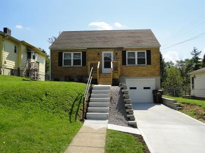 Green Twp Single Family Home For Sale: 4417 Harding Avenue