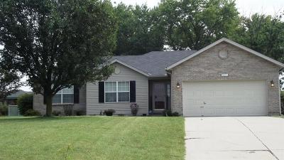 Fairfield Twp Single Family Home For Sale: 7811 Bridgewater Lane