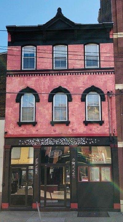 Cincinnati Multi Family Home For Sale: 1810 Vine Street