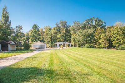 Whitewater Twp Single Family Home For Sale: 9307 Harrison Avenue