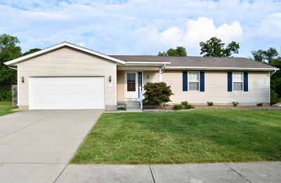 Liberty Twp Single Family Home For Sale: 6496 Colonial Orchard Court