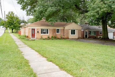Green Twp Single Family Home For Sale: 3288 Jessup Road