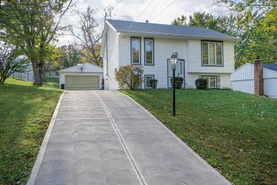 Fairfield Single Family Home For Sale: 2487 Redstart Drive