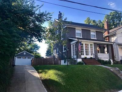 Norwood Single Family Home For Sale: 4111 Elsmere Avenue