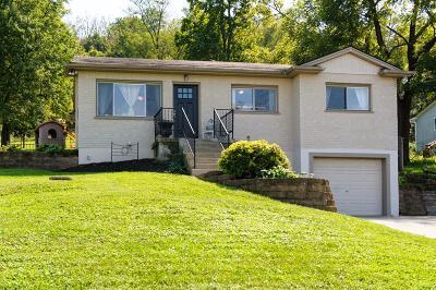 Crosby Twp, Harrison Twp, Miami Twp, Whitewater Twp, Morgan Twp, Ross Twp Single Family Home For Sale: 4692 E Miami River Road