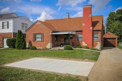 Hamilton Single Family Home For Sale: 1120 Main Street