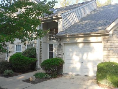 Montgomery Condo/Townhouse For Sale: 5315 Cooper Road #G