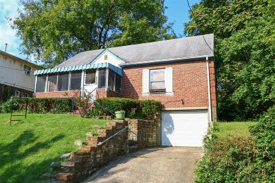 Wyoming Single Family Home For Sale: 1037 Crosley Avenue