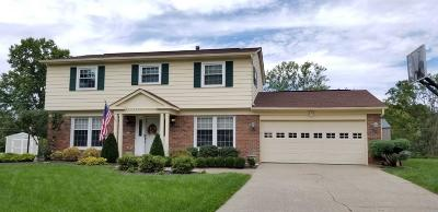 Green Twp Single Family Home For Sale: 5738 Walkerton Drive