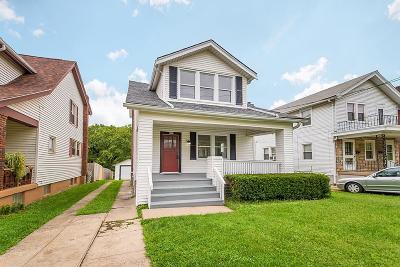 Norwood Single Family Home For Sale: 5341 Fenwick Avenue