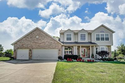 Fairfield Single Family Home For Sale: 4073 Hickory View Drive