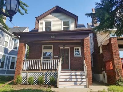 Norwood Single Family Home For Sale: 1742 Hopkins Avenue