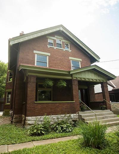 Cincinnati Single Family Home For Sale: 245 Wedgewood Avenue