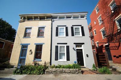 Cincinnati Single Family Home For Sale: 1411 Mansfield Street