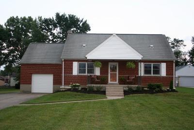 Colerain Twp Single Family Home For Sale: 3079 Pavlova Drive