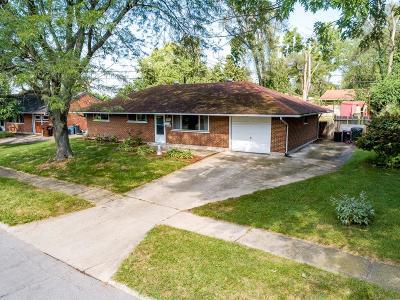 Crosby Twp, Harrison Twp, Miami Twp, Whitewater Twp, Morgan Twp, Ross Twp Single Family Home For Sale: 2293 Lynpark Avenue