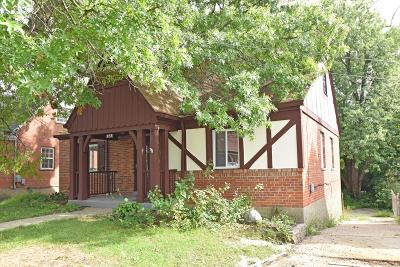 Springfield Twp. OH Single Family Home For Sale: $159,900