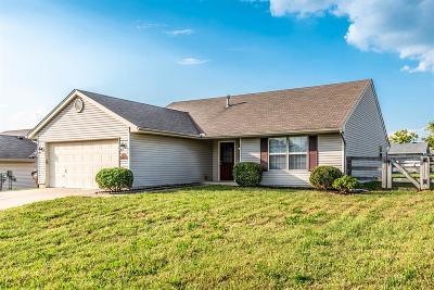 Single Family Home For Sale: 2080 Macintosh Lane