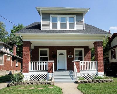 Cincinnati Single Family Home For Sale: 6688 Kennedy Avenue