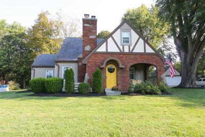 Cincinnati Single Family Home For Sale: 3880 W Kemper Road