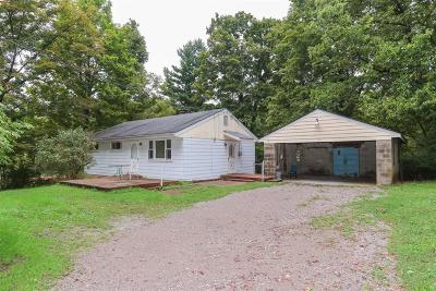 Crosby Twp, Harrison Twp, Miami Twp, Whitewater Twp, Morgan Twp, Ross Twp Single Family Home For Sale: 628 Ibold Road #A