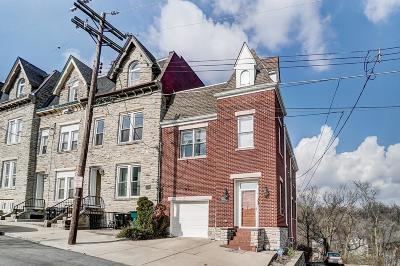 Cincinnati Single Family Home For Sale: 1943 Auburn Avenue