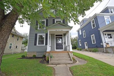Norwood Single Family Home For Sale: 3916 Lindley Avenue