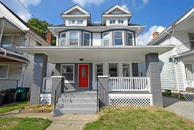 Cincinnati Single Family Home For Sale: 1620 Grantwood Avenue