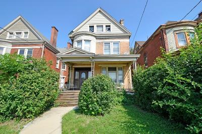 Cincinnati OH Single Family Home For Sale: $52,000