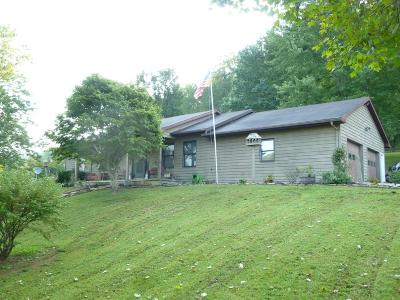 Adams County Single Family Home For Sale: 350 Blue Creek Road