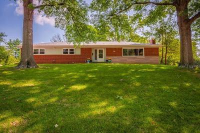 Cincinnati Single Family Home For Sale: 7430 Elbrook Avenue