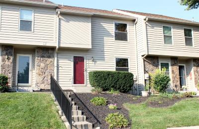 West Chester Condo/Townhouse For Sale: 4986 Columbia Circle