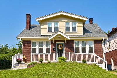 Cincinnati Single Family Home For Sale: 5561 Attica Avenue