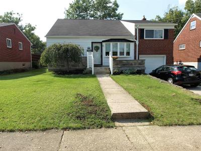 Green Twp Single Family Home For Sale: 3381 Greenway