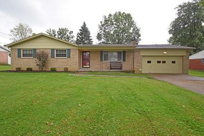 Sharonville Single Family Home For Sale: 3997 E Kemper Road