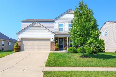 Single Family Home For Sale: 5299 Valley View Drive